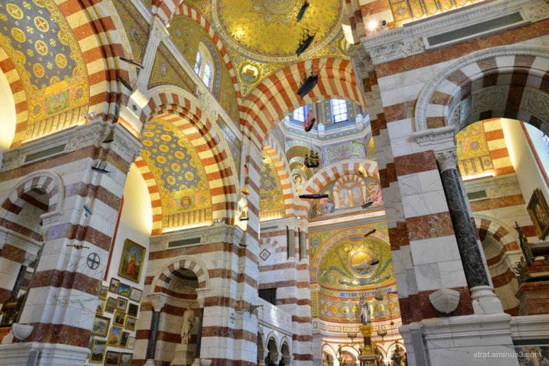 Basilique Notre Dame de la Garde (Marseille)