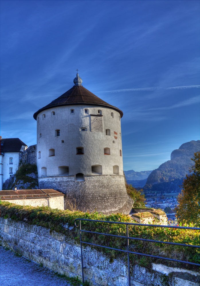 The Tower of Kufstein (Fortress Kufstein)