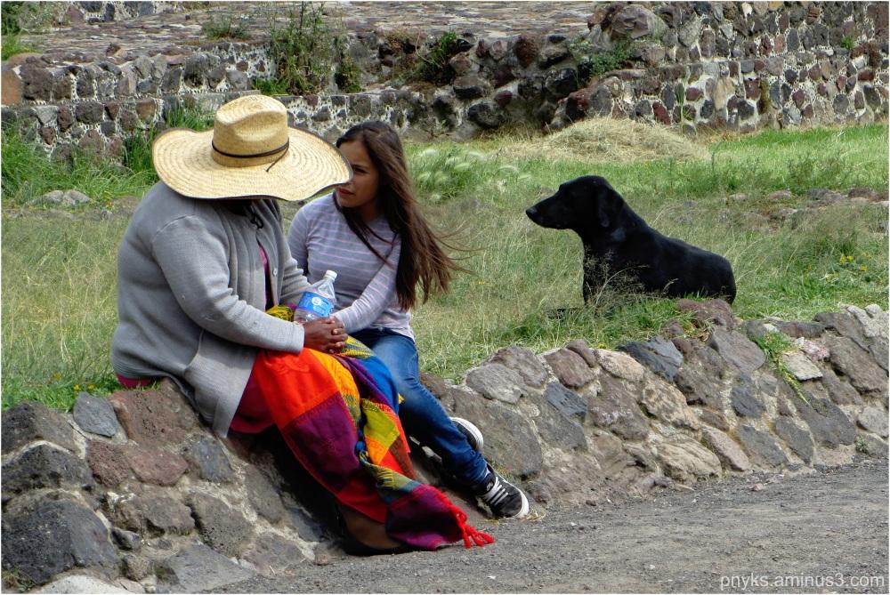 México (3): Conversation