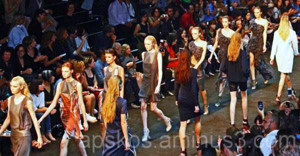 Fashion week, Paris octobre 2011 (2)