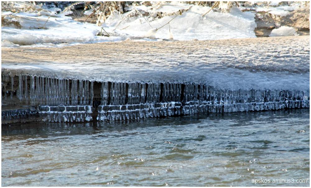 La Loire, un hiver... (6)