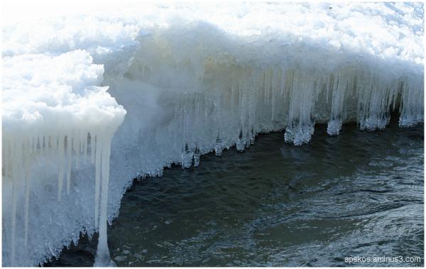 La Loire, un hiver... (5)