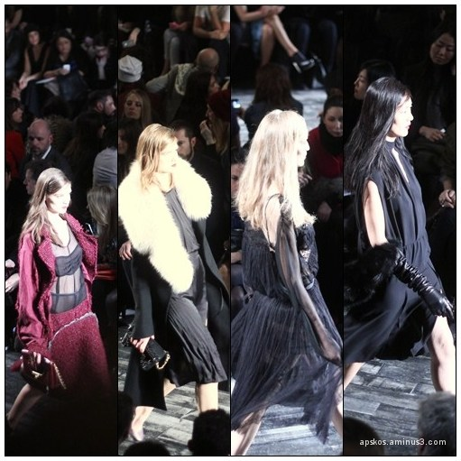 Paris, fashion-week mars 2012 - 4