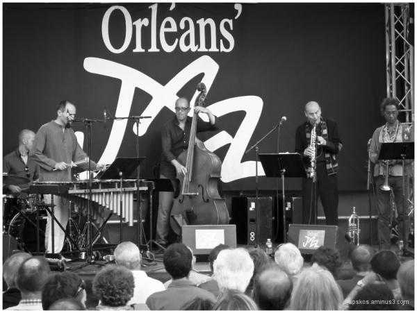 Orléans' Jazz 2013, c'est parti...