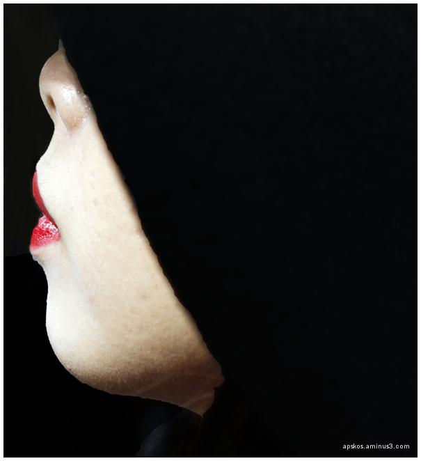 Chapeau et rouge à lèvres (2)