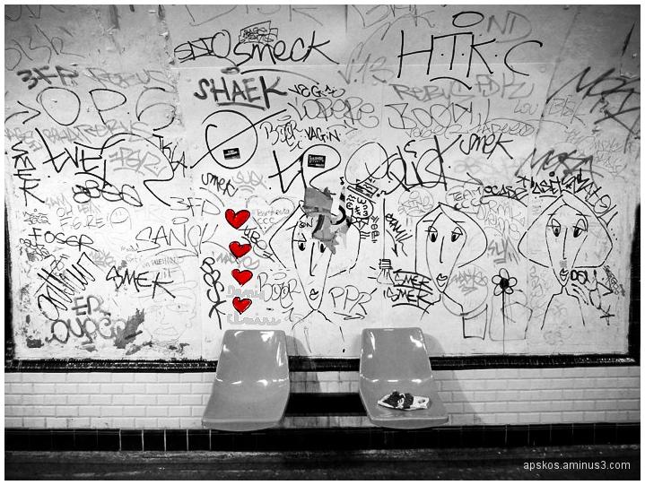 Messages sousterrains...