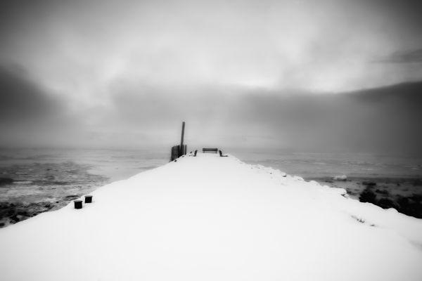 Winter Wharf