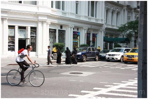 New York Streets