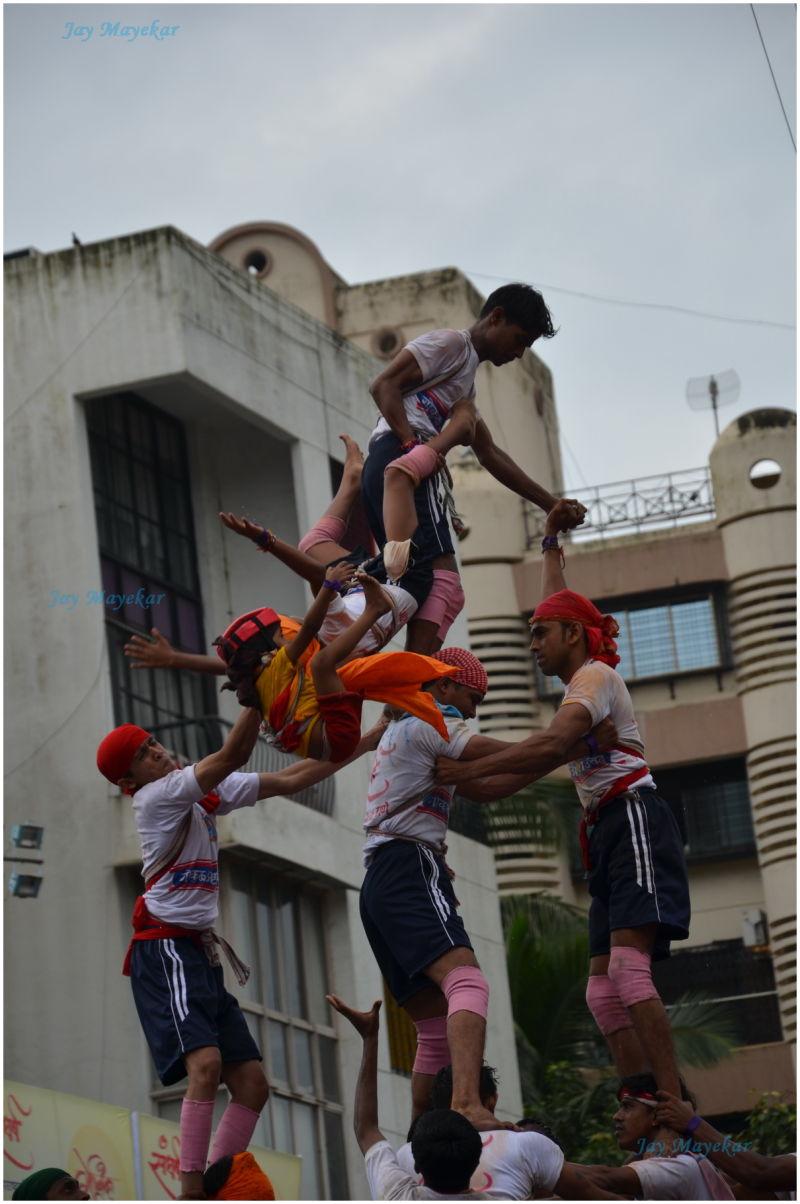 Dahi Handi - Janmashtami