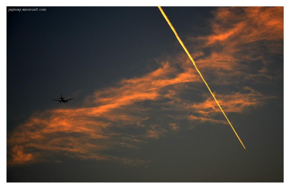 Dividing The Sky