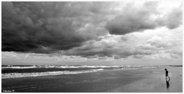 L'enfant et la mer.