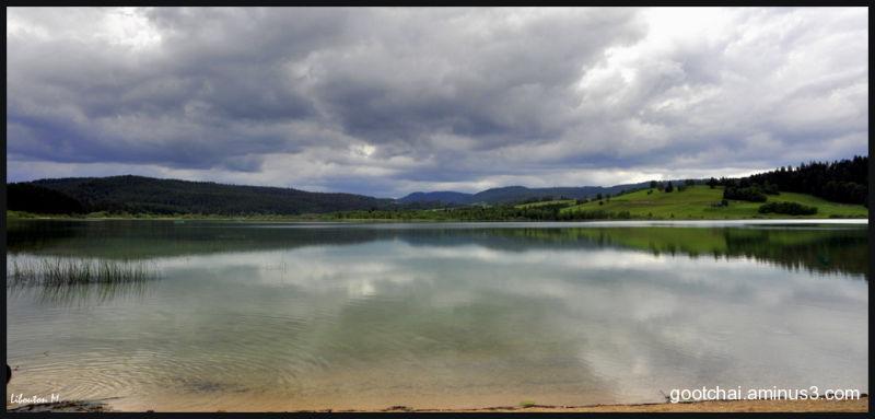 Lac de Rémoray Jura