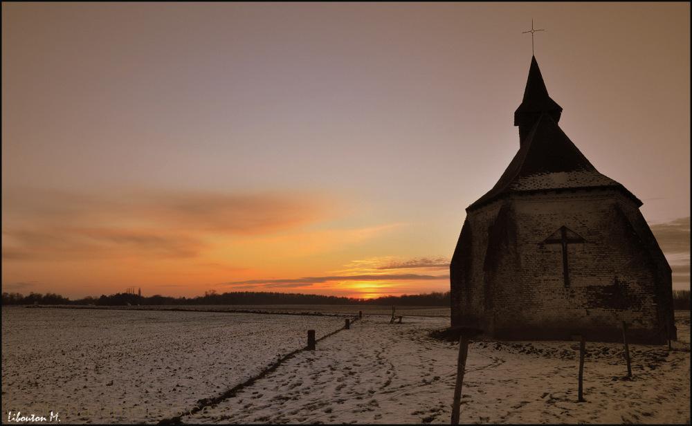 La chapelle du try au chêne ....depuis 412 ans