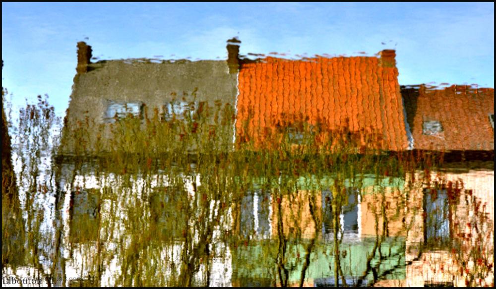Le village fantôme 3: Les maisonettes