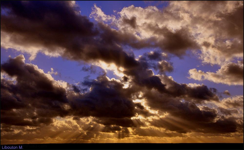 Juste le ciel et vous....