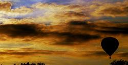 Flirter avec les nuages......