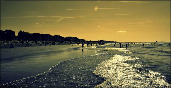 Dernier week-end de l'été.