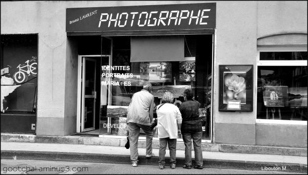 Au Palais du photographe