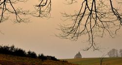 La petite chapelle, refuge de silence...