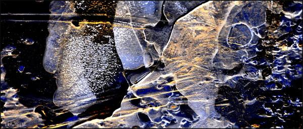 Le monde incroyable de la glace...