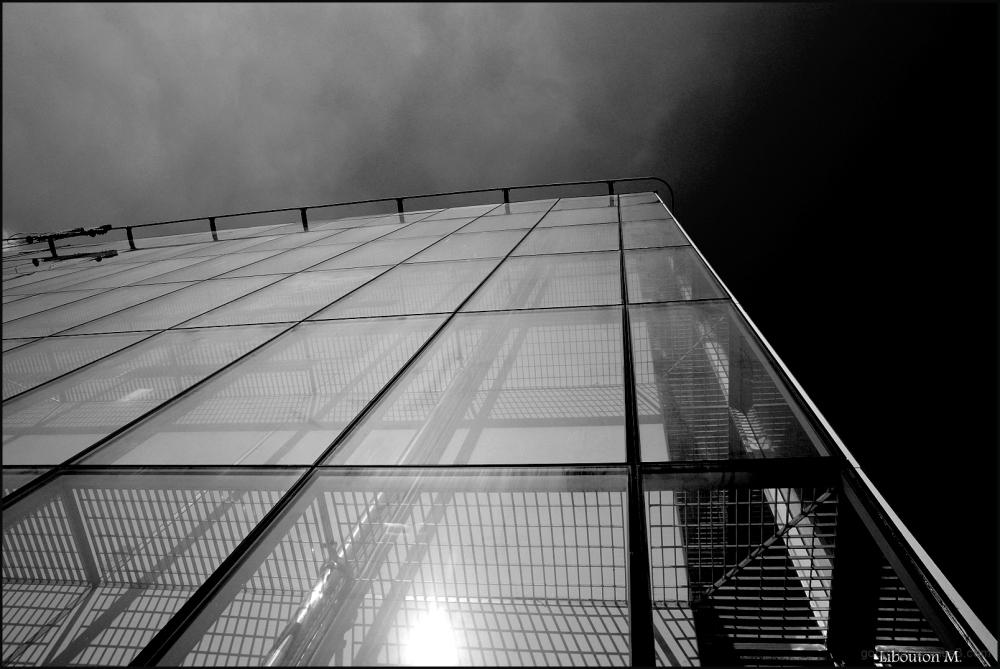 La tour de verre.