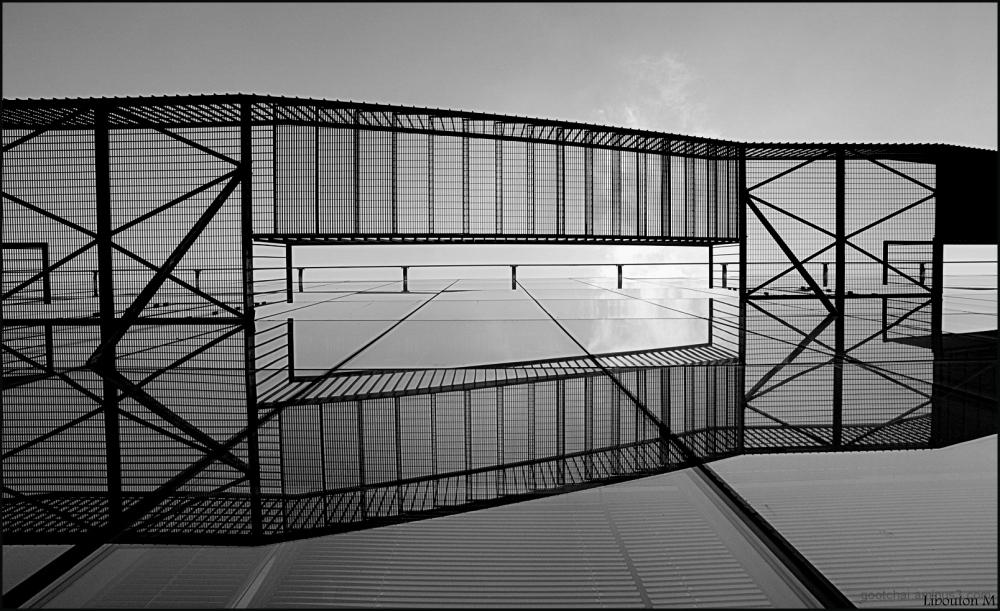 Escalier de la liberté