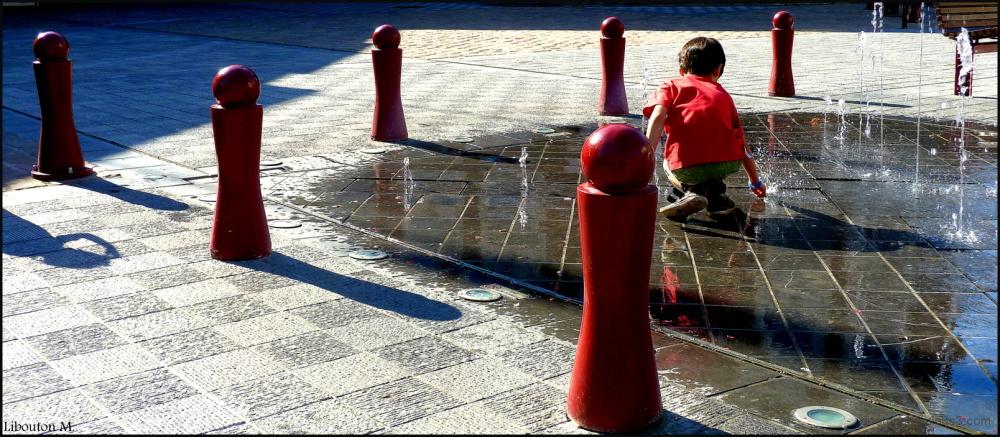 L'ombre et l'enfant