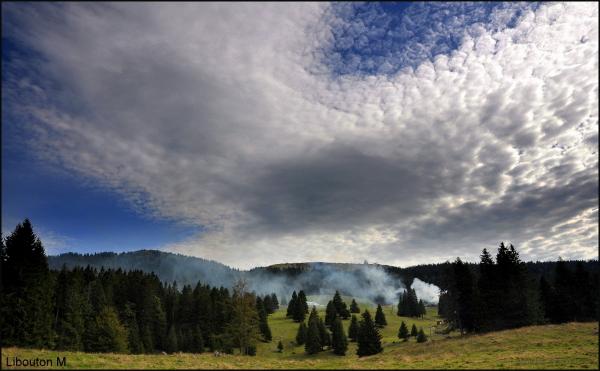 Le faiseur de nuages.