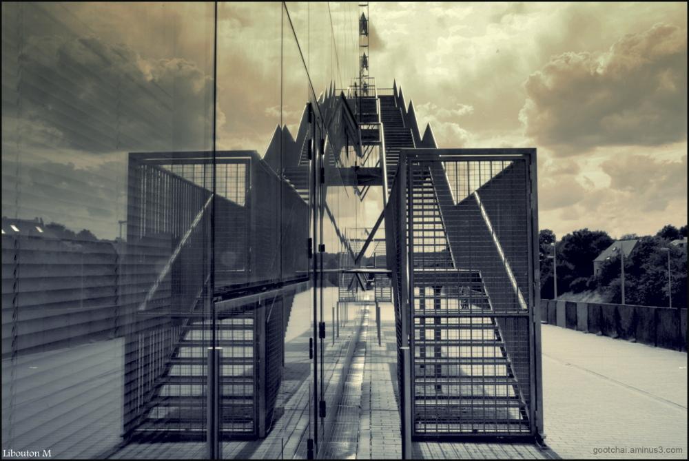 Escalier du ciel
