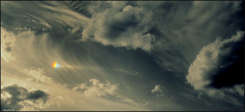 Vagues de nuages
