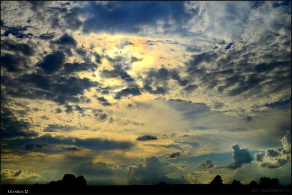Vivre sur la terre, c'est vivre sous le ciel.