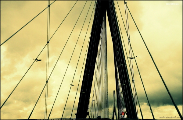 Le pont.