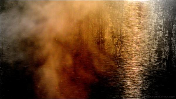 Etre dans le brouillard