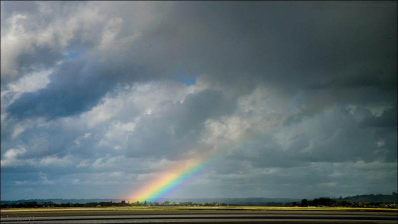 La vie est comme un arc-en-ciel ......