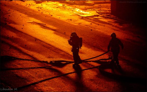 Les hommes du feu 2
