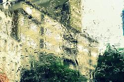 Il pleut doucement sur ma ville