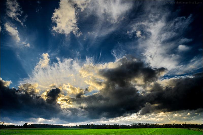 Grimpons sur les nuages pour atteindre le ciel !