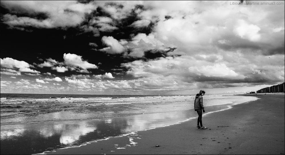 La jeune fille et la mer