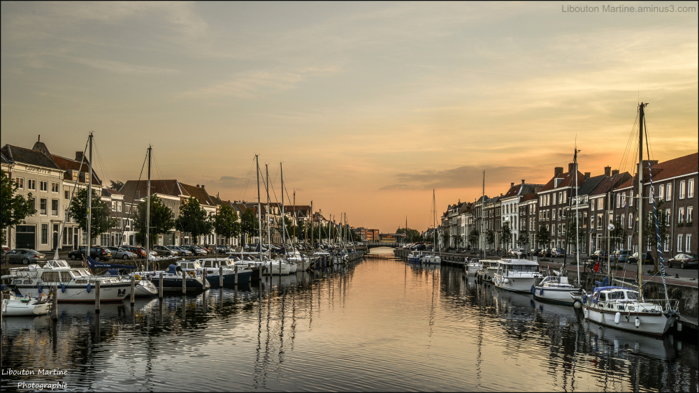 Un bonjour de Middelburg