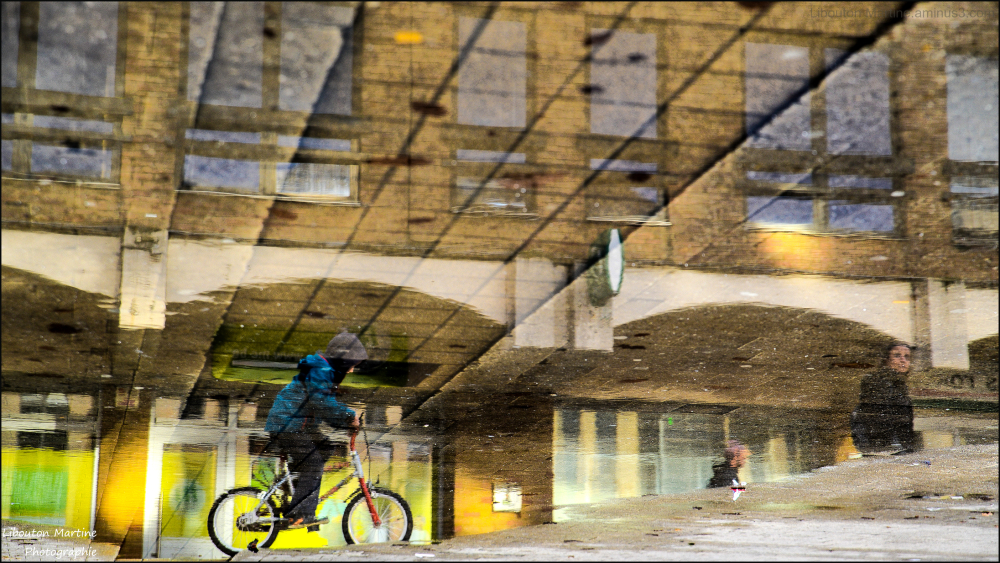 L'enfant à la bicyclette
