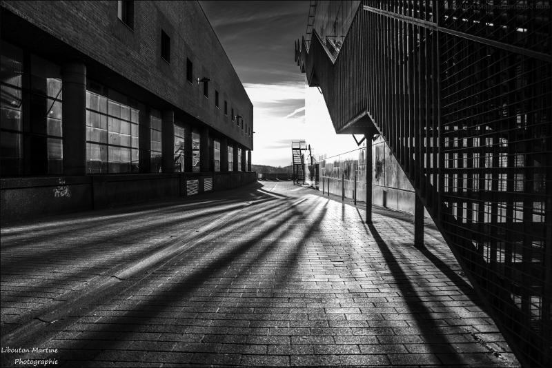 Les ombres envahissent la ville