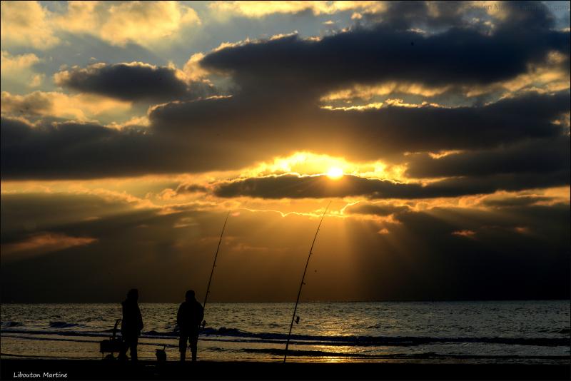 Pêche solaire!
