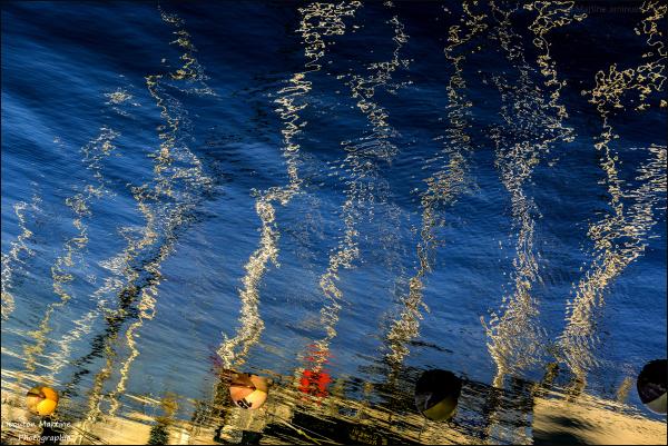 Une seule fente peut couler un bateau.