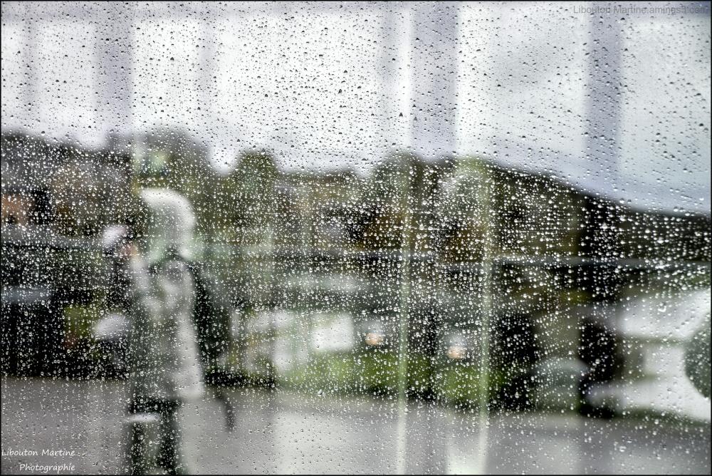 Explosion de pluie