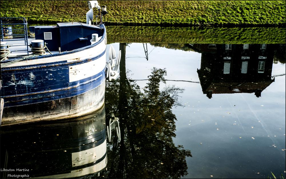 La petite maison du canal
