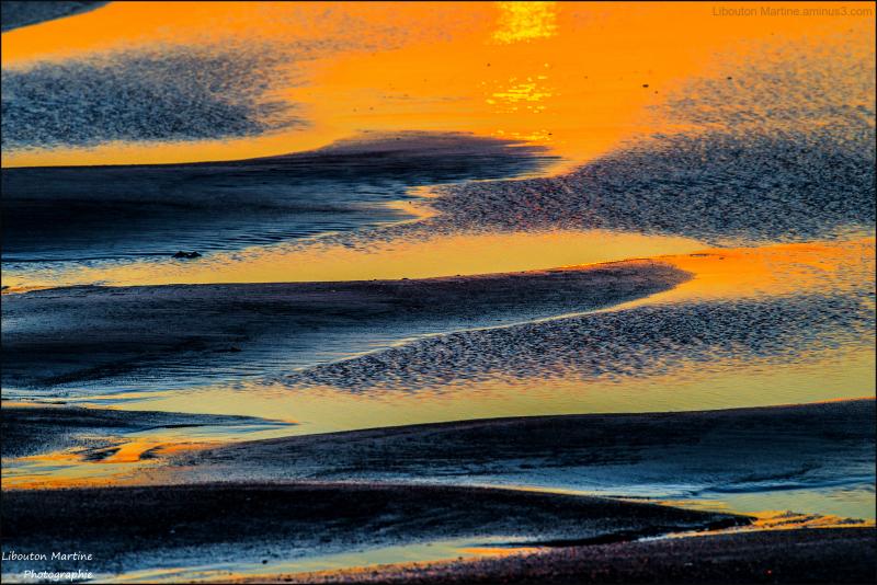 Mouvement de sable