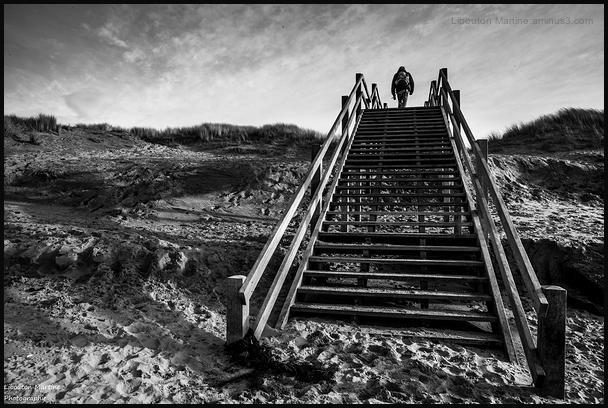 L'escalier pour le ciel