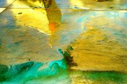 Aquarelle de béton 2