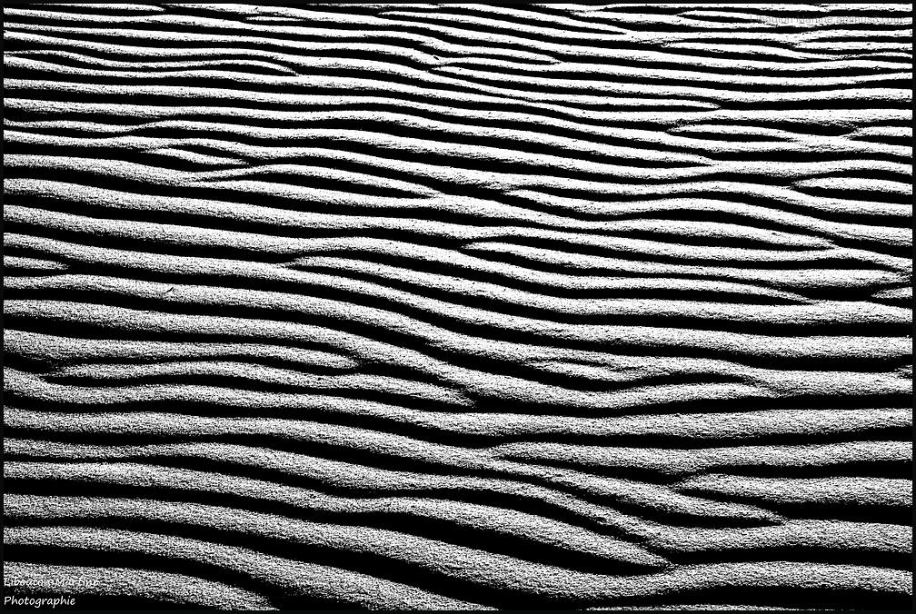 Zébrures de sable