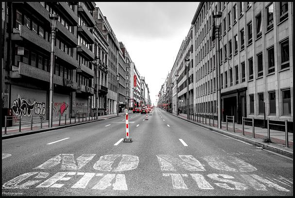 NO CETA / La vie à Bruxelles